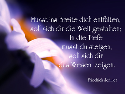 Und andere Liebes- und Geburtstagsgedichte von Friedrich Schiller ...